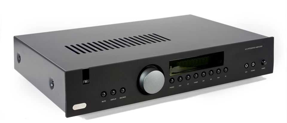 Arcam A19 integrated amplifier
