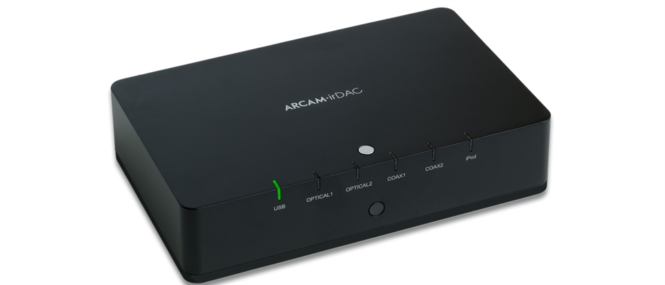 Arcam irDAC-II Digital to Analogue Converter