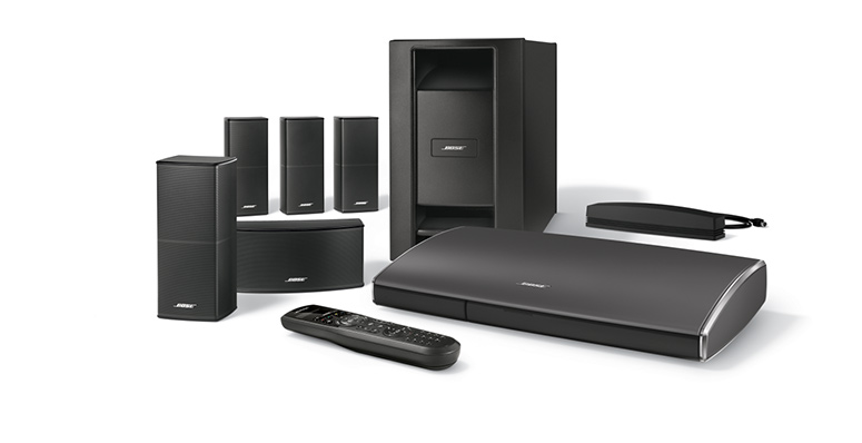 Bose Lifestyle® 525 Series III home entertainment system