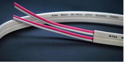 Atlas Element Bi-Wire Speaker Cable