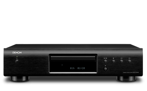 Denon DCD-520 (Black)