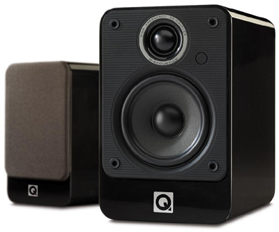 Q Acoustics 2010i Black finish