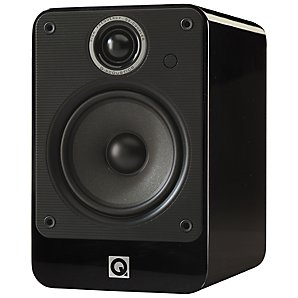 Q Acoustics 2020i Black finish