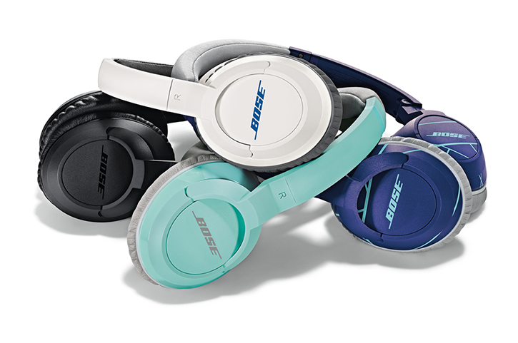 Bose SoundTrue™  around-ear headphones - Black finish